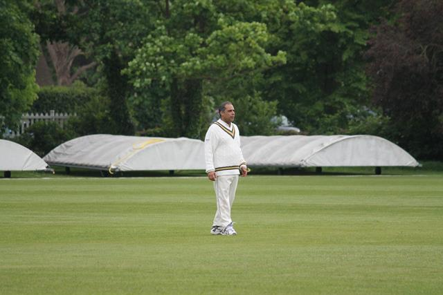 Second XI v Purley-on-Thames 2012