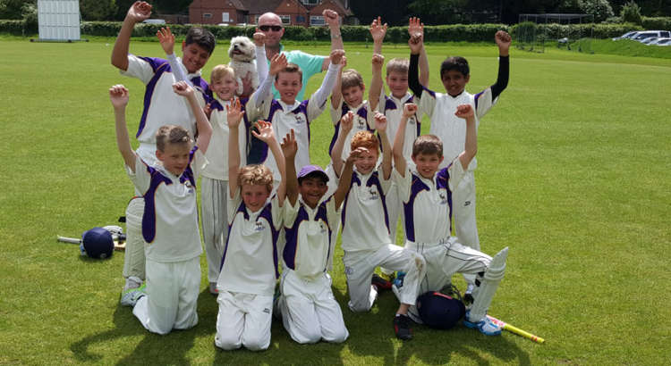 U11 Stags vs Henley, 22 May 2016