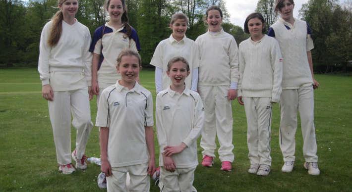 Maidenhead & Bray U13 Girls – another nail-biter in the Lady Taverners!